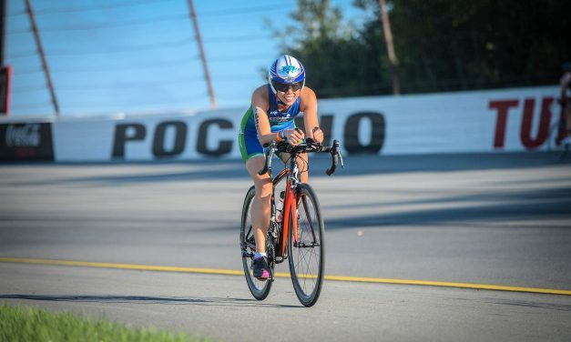 REV3 Pocono Mountains Olympic Triathlon